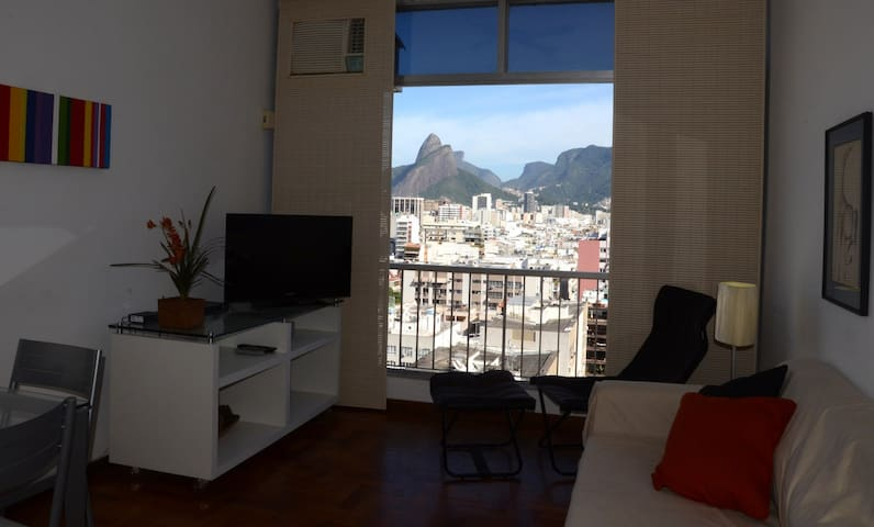 Ipanema Holiday Apt with Awesome View