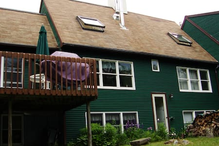 Hiddenwood @ Sugarbush Sleeps 16+ - Fayston - Casa