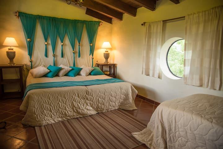 """Traditional Stay Hacienda La Moreda """"Room Acacia"""""""