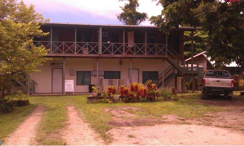 Kavieng Beach, 2 br unit #4 - Kavieng