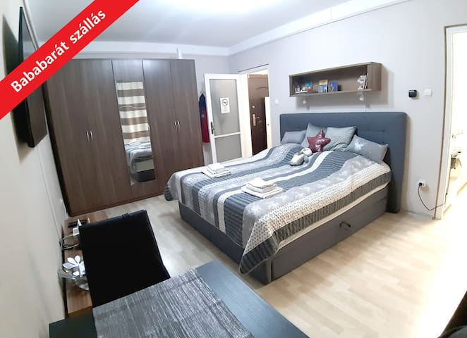 Katica Apartman - Chillaxing in Miskolc