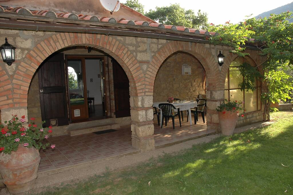 Haus Aurelia, von La Villa, Veranda