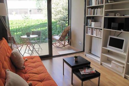 Apartamento con terraza y parquing. - Фигерас
