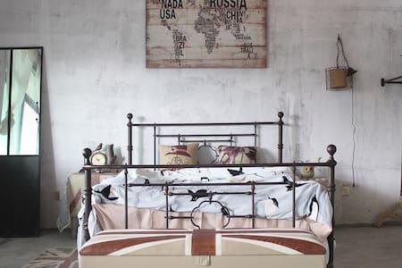 大学城安邸2号工业房 No.2 Indus Antiques Home - 福建省
