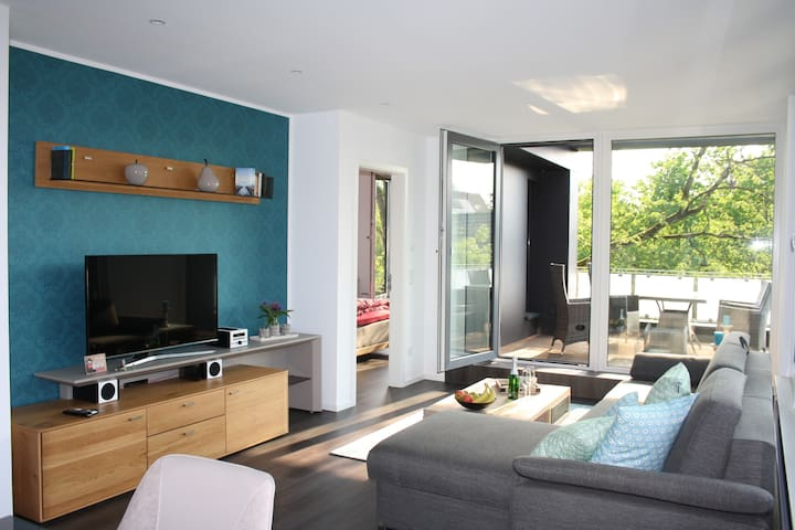 Penthouse in Lüdinghausen - Lüdinghausen