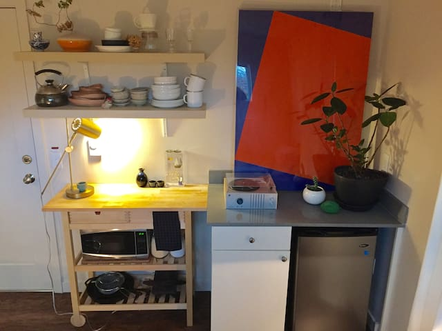 Cozy Micro-Studio Close to Capitol Hill - Seattle - Appartement