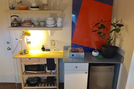Cozy Micro-Studio Close to Capitol Hill - 西雅圖 - 公寓