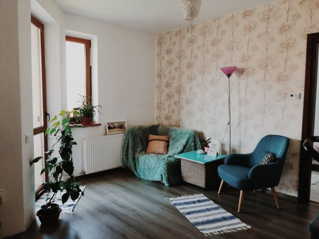 Stylish and Cozy Apartment near Cluj-Napoca