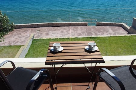 Dip In The Blue 1 - 4-bedroom-house with seaview - Agios Georgios