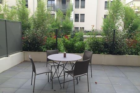 Appart agréable et central, business ou loisir - Villefranche-sur-Saône