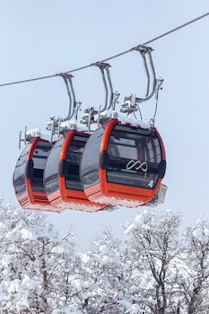 Park City Resort Ski in Ski out
