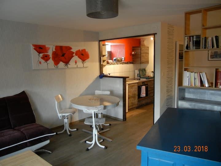 Besançon :appartement vieille ville
