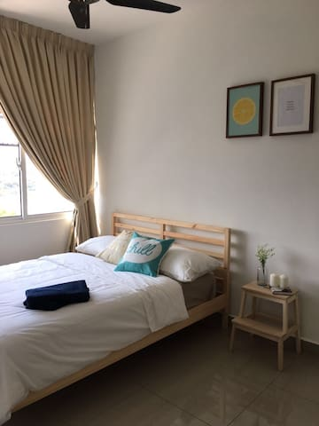 Modern & Cozy Stay at Putrajaya