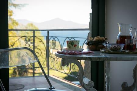 La Terrazza - Bracciano - Apartament