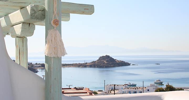 Villa Nisso Deluxe Sea view Apartment