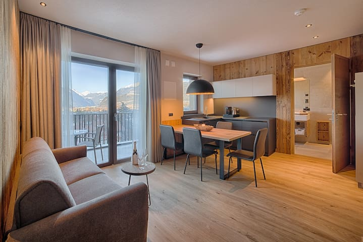 K1 Mountain Chalet - BELVEDERE Apartment