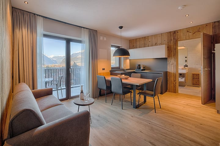 "Exclusive apartment ""Belvedere"" - Kronplatz"