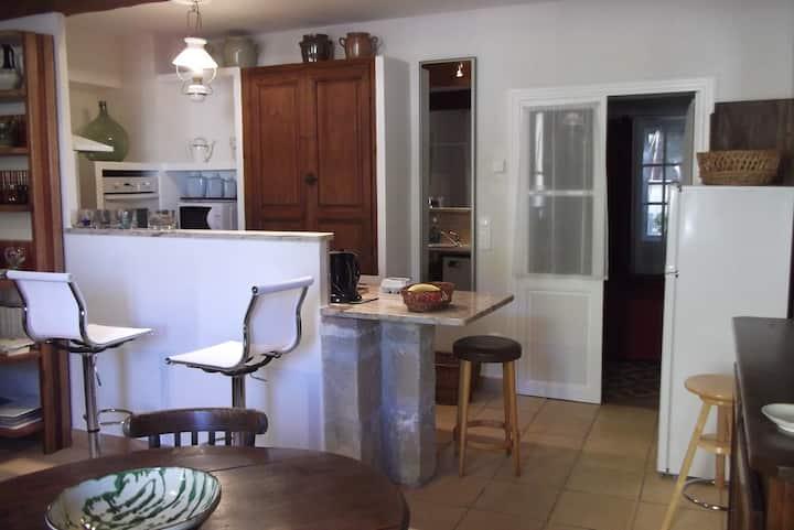 Appartement dans village du Haut Languedoc