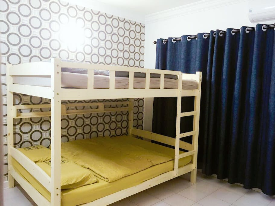 This is master bed room