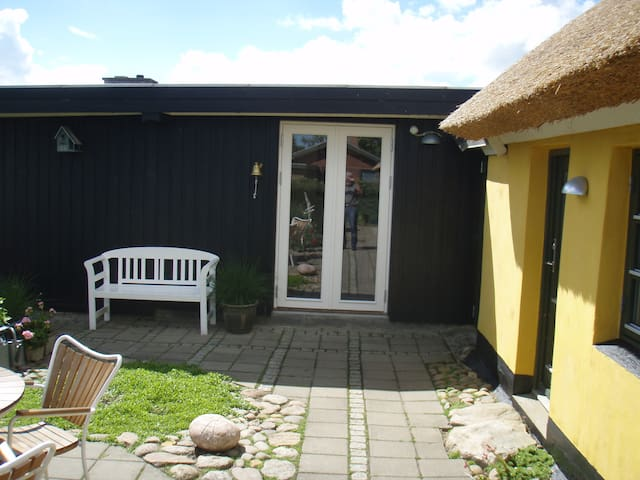 Lundø B&B værelse for 2 personer - Højslev - Bed & Breakfast