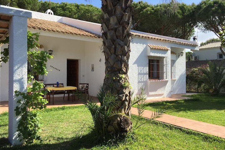 Detached holiday home located in Roche within walking distance from the beach