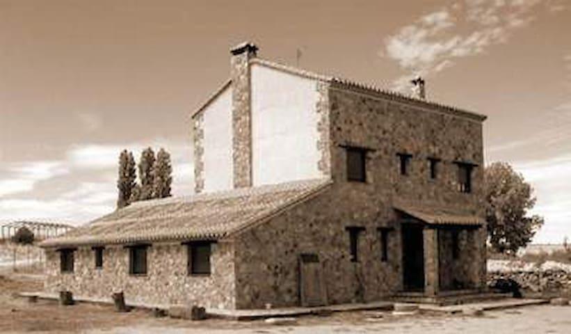 Habitación Azul Casa Solanilla - San Esteban de los Patos - Bed & Breakfast