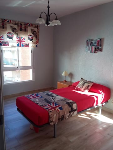 A lovely flat at the heart of the city - Linares - Apartment