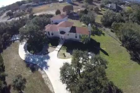 Beautiful home in the Hill Country - Bulverde - Ev