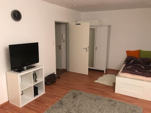 Möblierte 1-Zimmer Wohnung in FFM Gallusviertel
