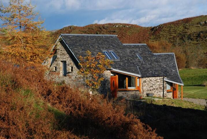 The Barn - Luxurious Self Catering In Ardfern