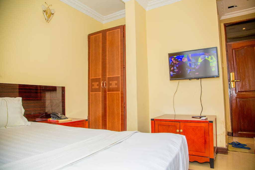 Double Deluxe Room for 2pax