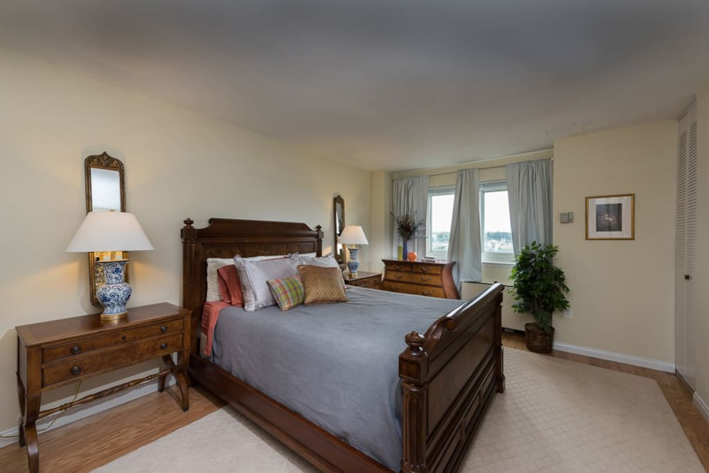 master bedroom suite mins from dc condominiums for rent in