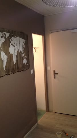 chambre rénovées