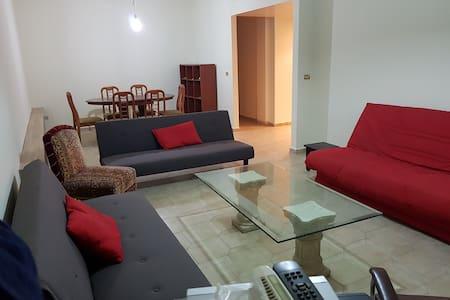 Fully furnished sous-sol apartment for rent - Matn - Lägenhet