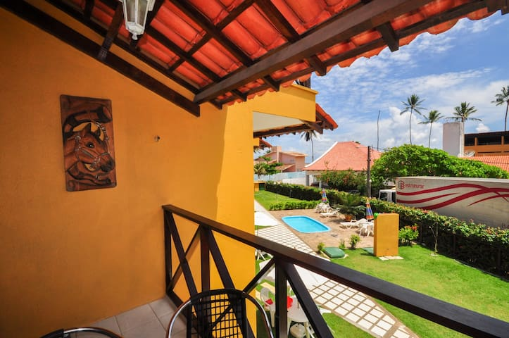 Best location and Ocean View, house 10 - Ipojuca - Hus