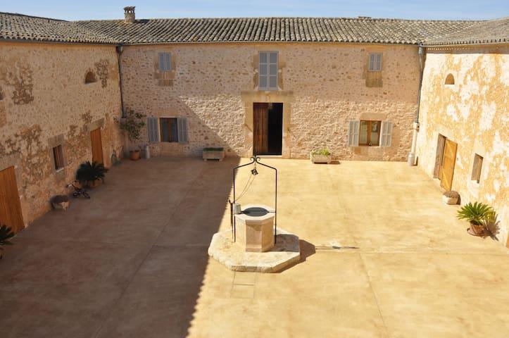 Fantástico apartamento en Finca - Vilafranca de Bonany - Apartment