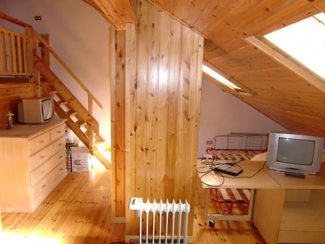 Appartamento vacanza Dolomiti - Bellamonte - Pis