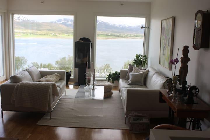 Beautiful house - special price - Tromsø - บ้าน