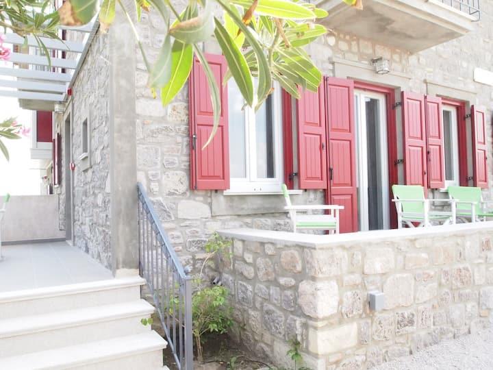 Charming maisonette (Aegle) - Molyvos, Lesvos