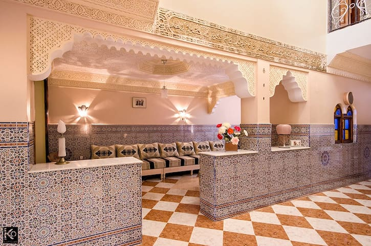 Chambre double à Tlemcen