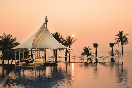 Mövenpick Residence/Beach Access/1BR/Luxury Stay