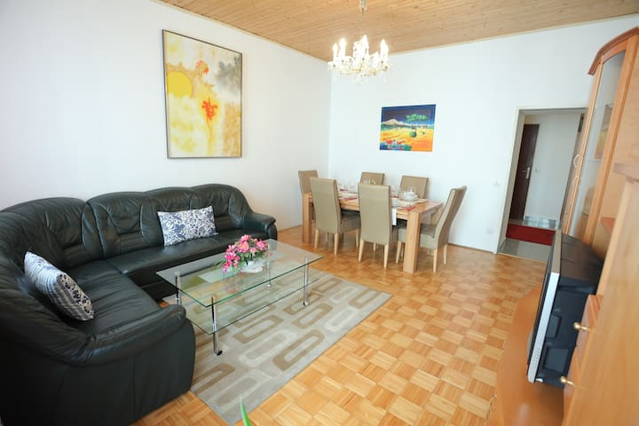 2 Bdr, Near Center and Belvedere - Vienna - Apartment