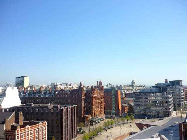 Heart of the City - Manchester - Wohnung