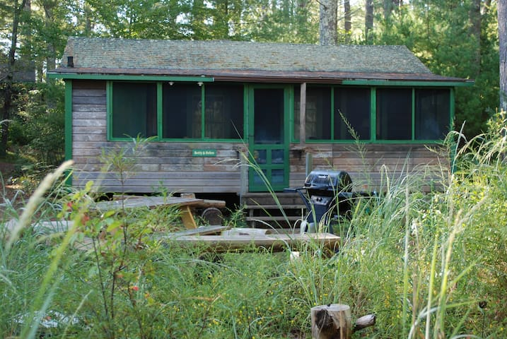 Old Fashioned Fish Camp Cabins on Long Pond - Plymouth - Cabin
