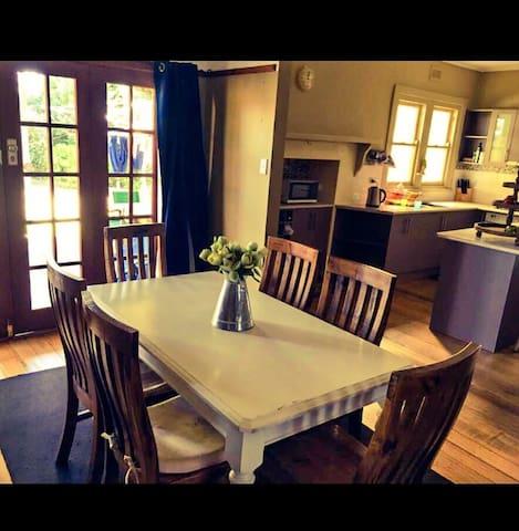Provincial Home, 15 mins to CBD - Maidstone - Casa