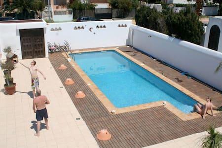 ** JULY OFFER **COZY APARTMENT GARDEN&SWIMMINGPOOL - Roquetas de Mar - House
