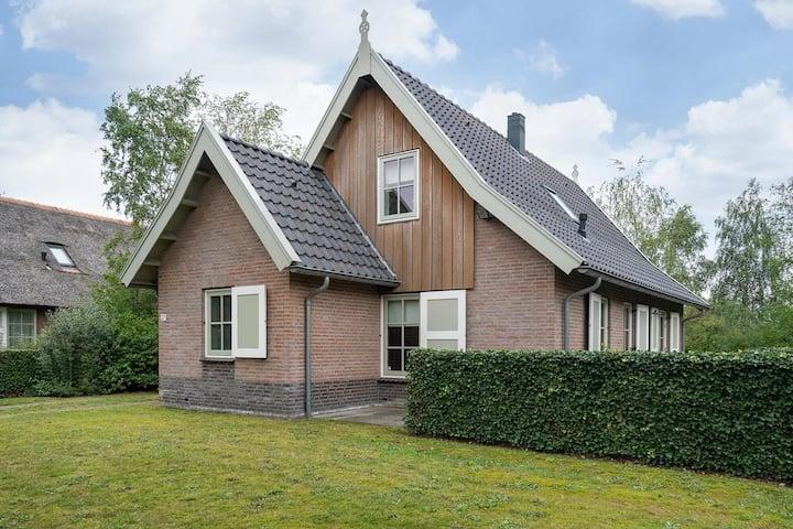 Luxe vakantiehuis Appelscha / Drents-Friese Wold