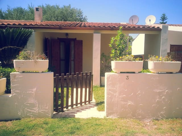 Casa Cycas with gas BBQ and Free WIFI !!
