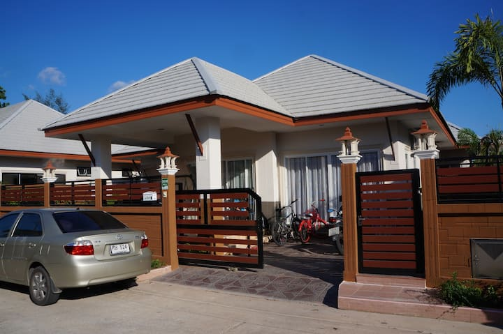 House with pool 3bdr Pattaya