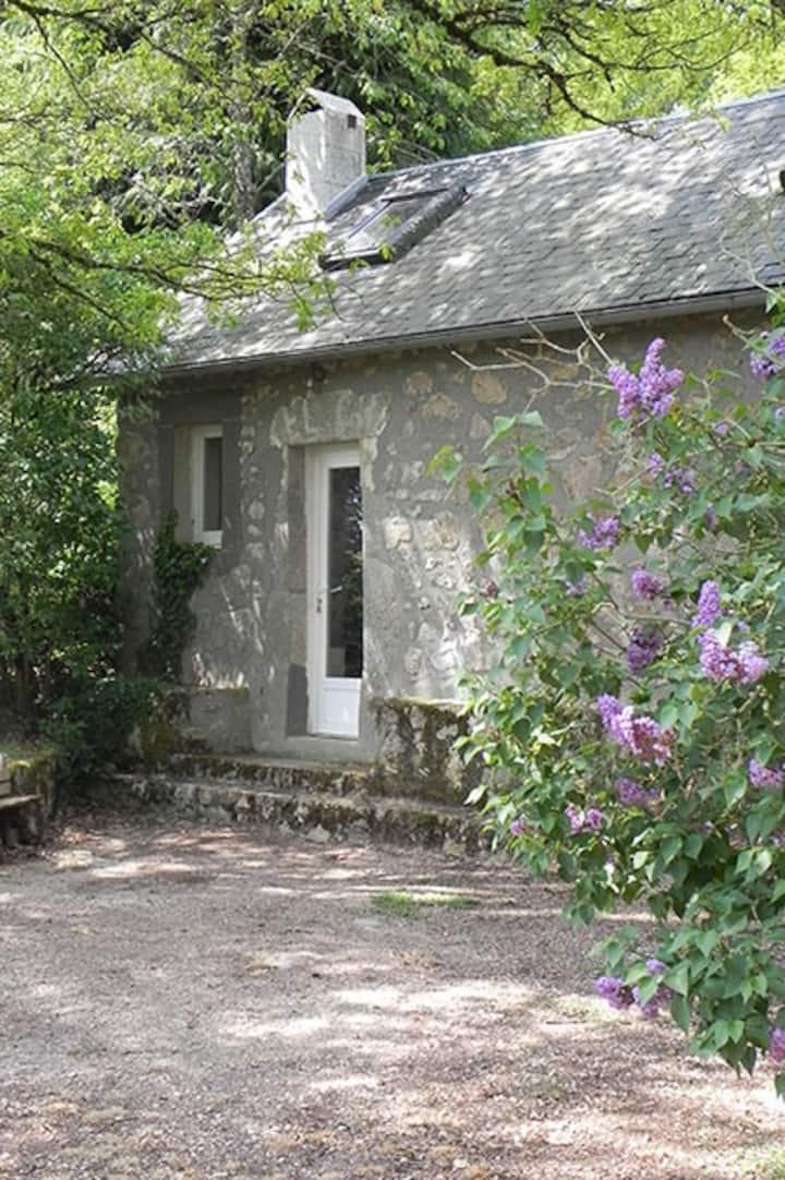 La Cabane dans le jardin